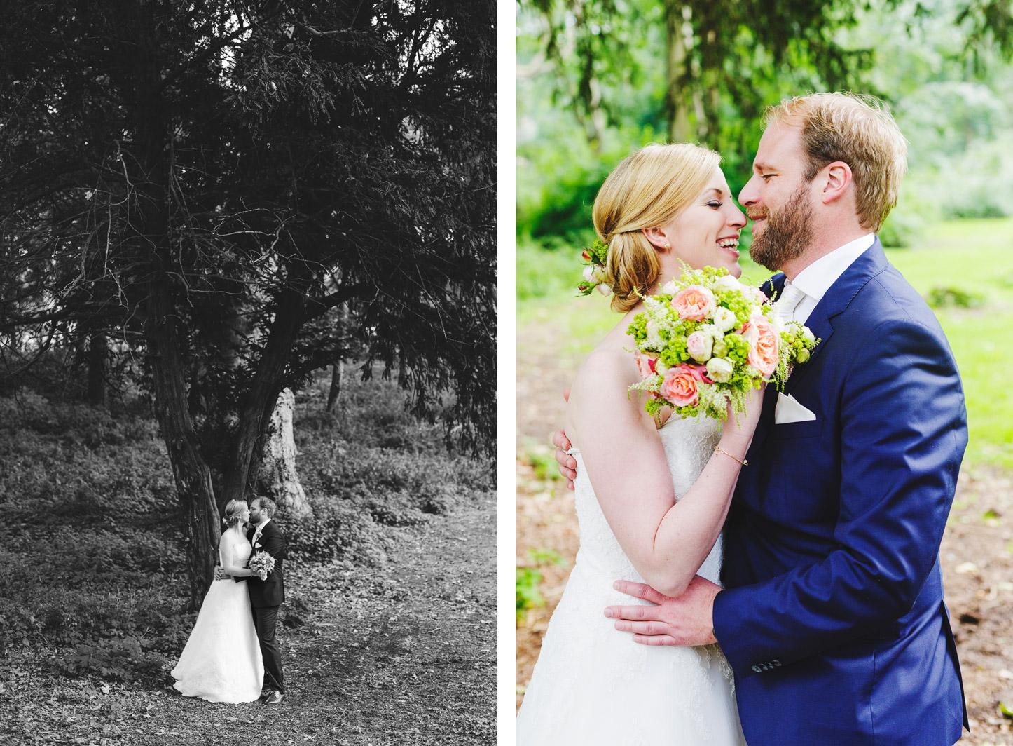 Brautpaarshooting auf Rittergut Orr