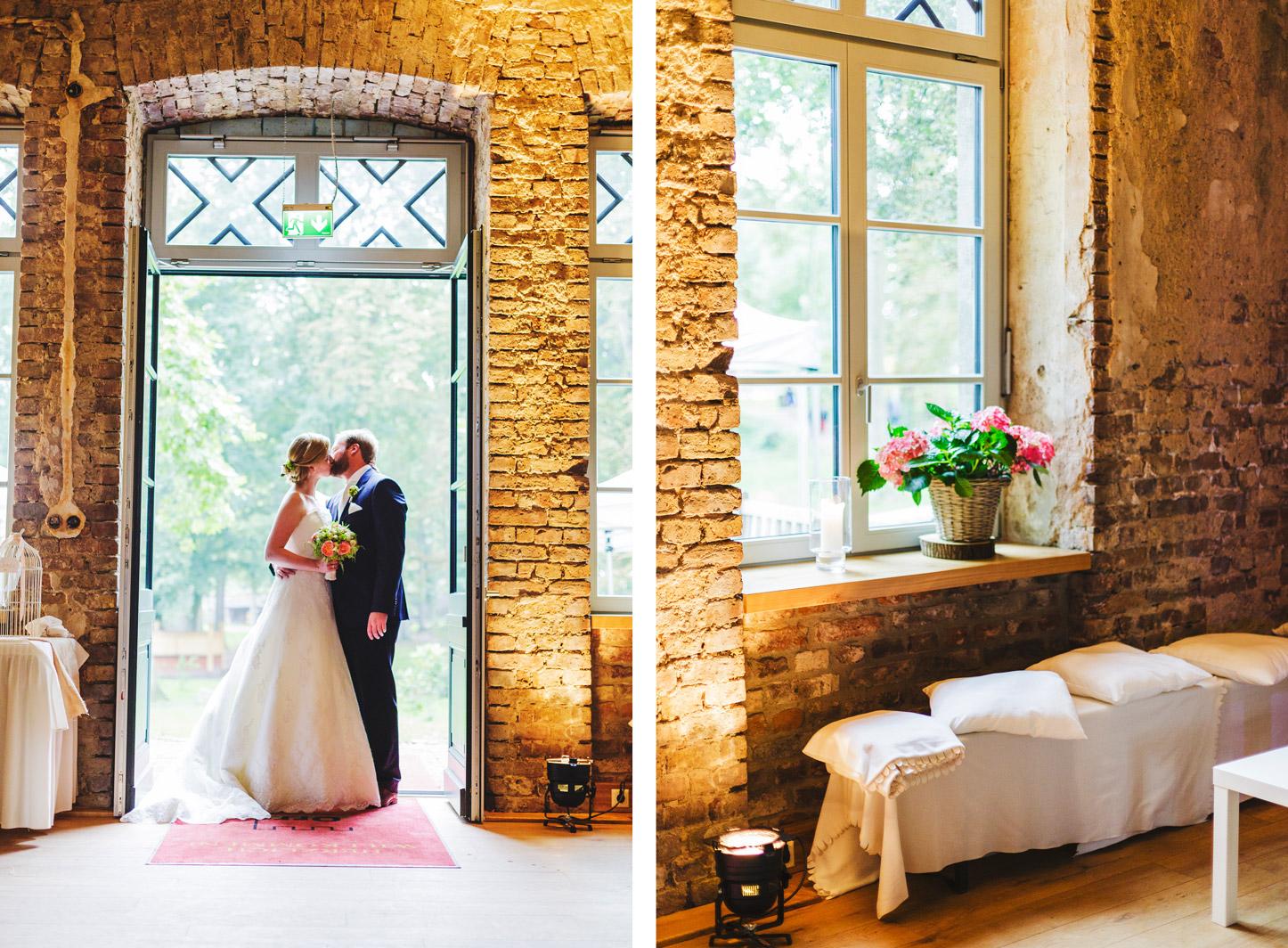 Hochzeit auf Rittergut Orr