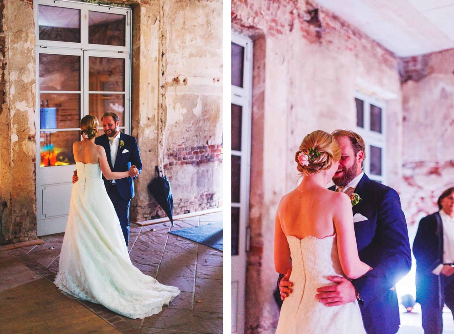 Brautpaar Tanz