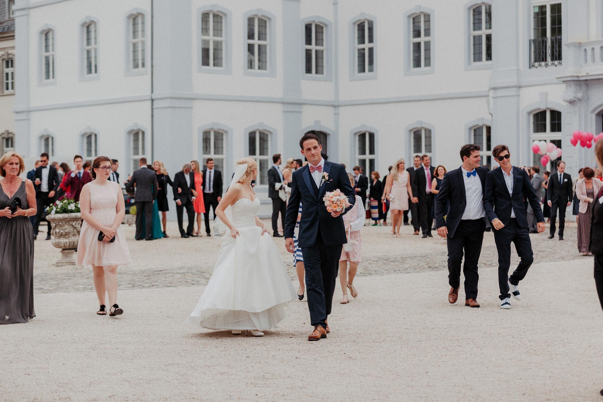 Hochzeit auf Schloss Engers Neuwied