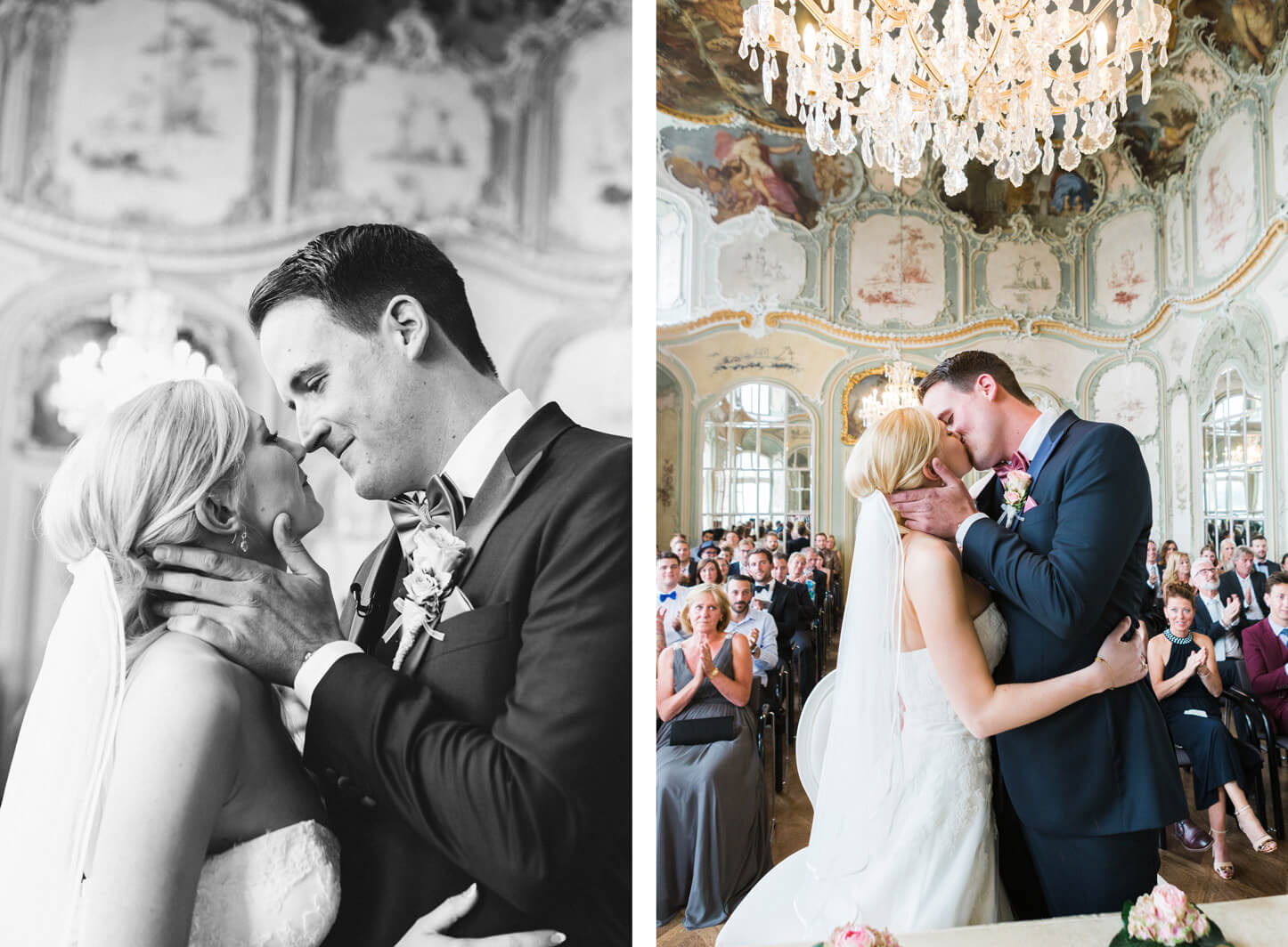 Hochzeit in Schloss engers