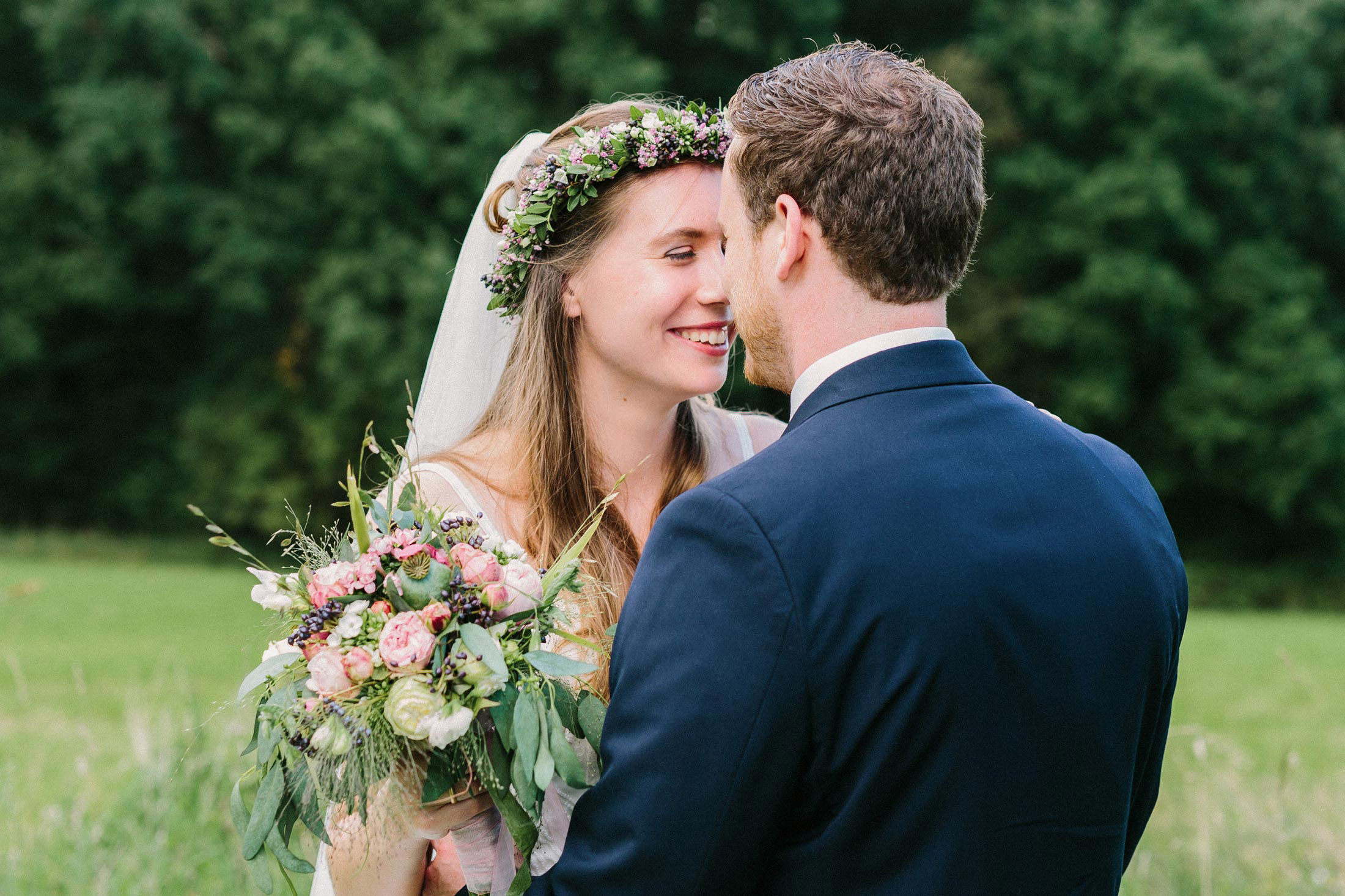 Brautpaar in Marienheide