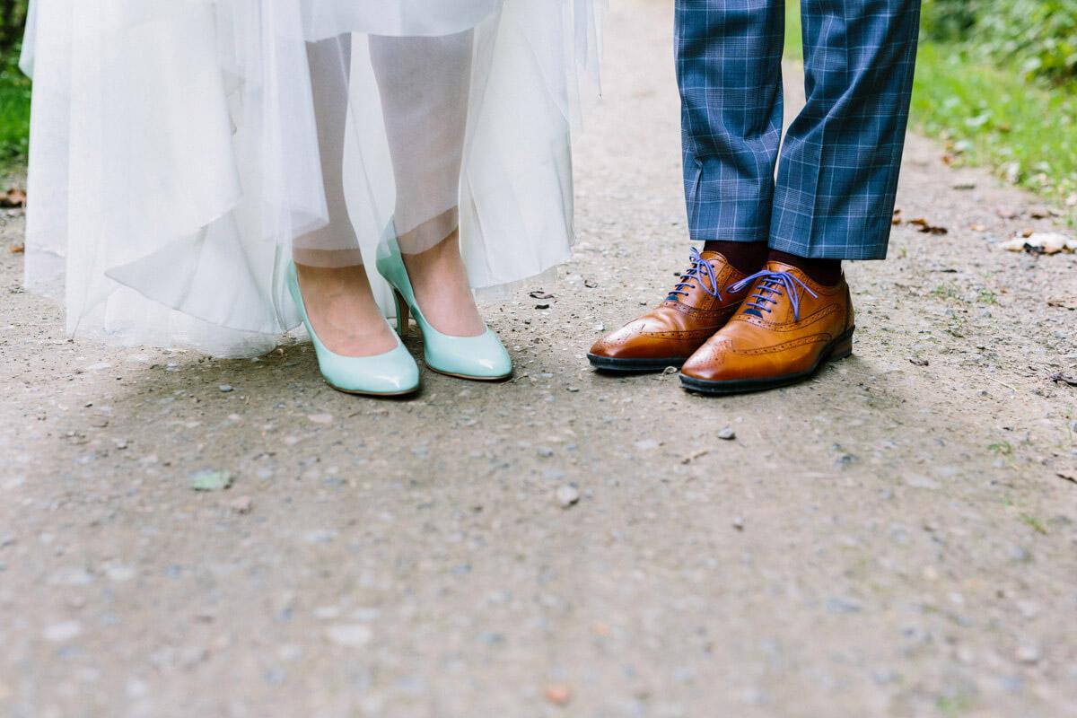 vintage Hochzeitsfoto