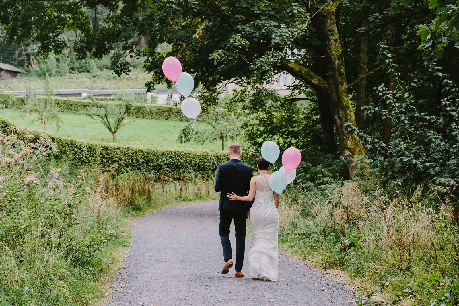Hochzeitsfoto Margarethenhof Königswinter