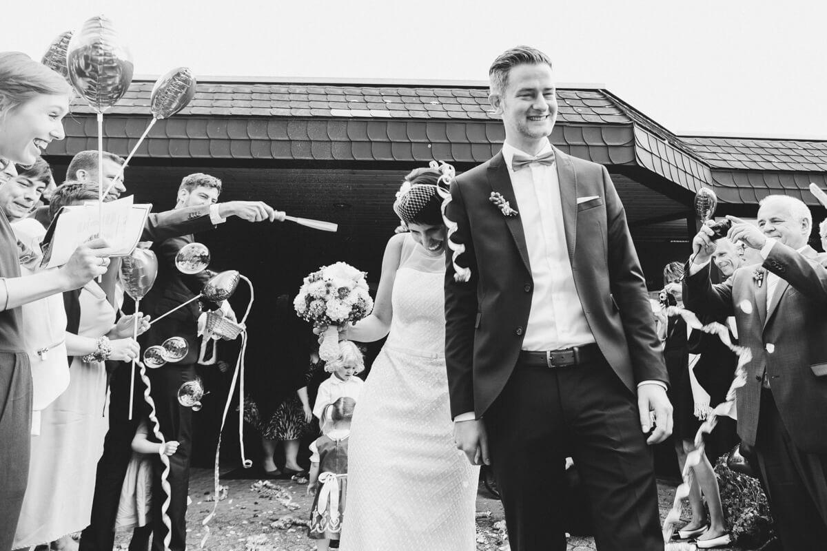 Hochzeit in der Maria Magdalena Kirche