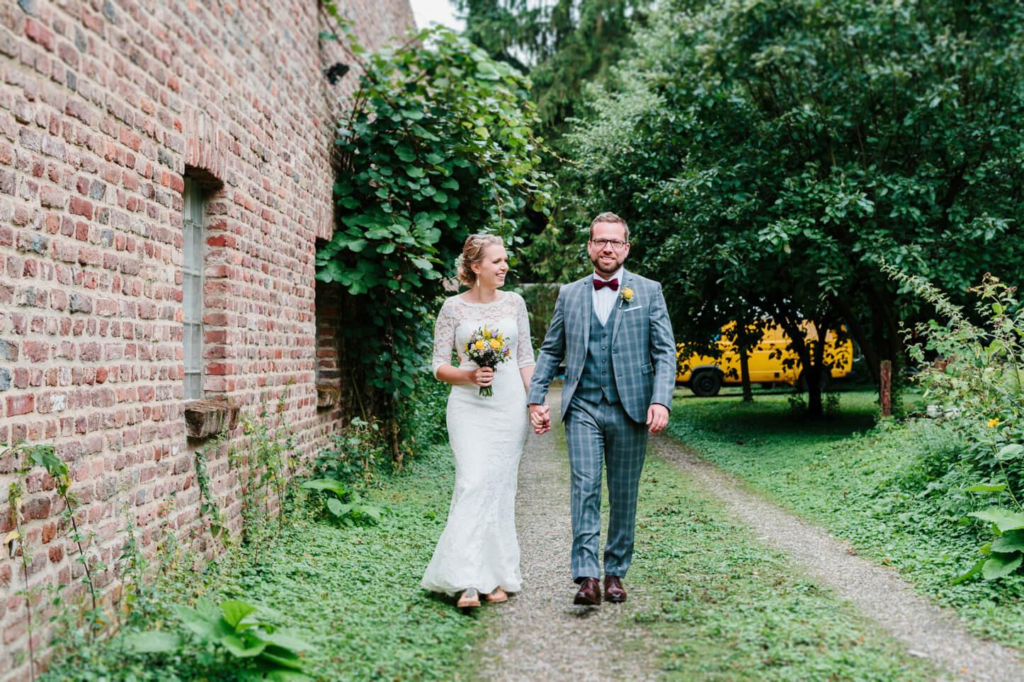 Vintage Brautpaar