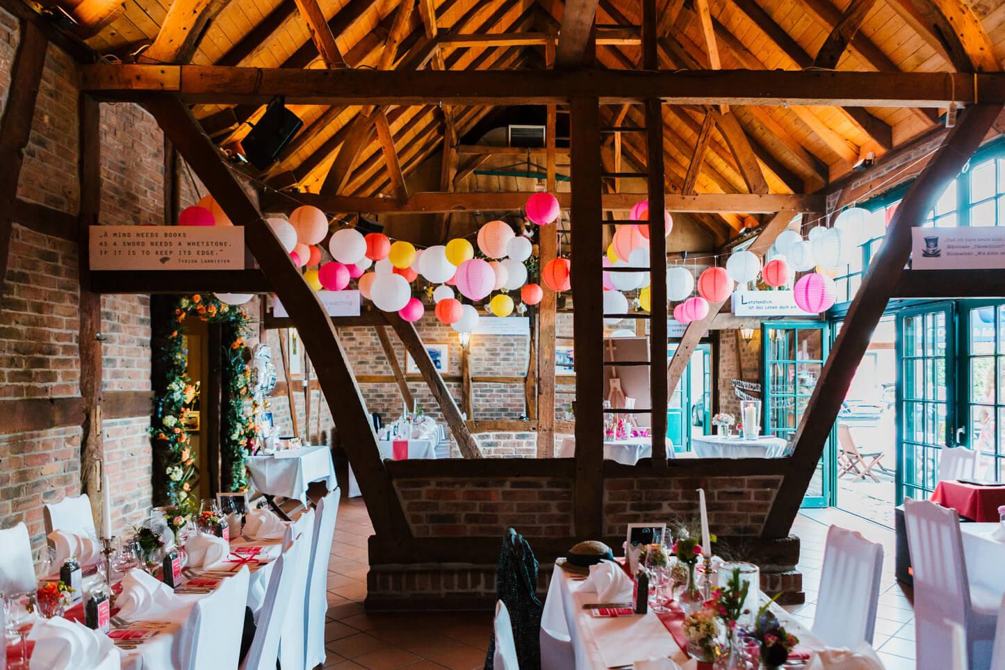 Hochzeit auf Gut Wistorfs