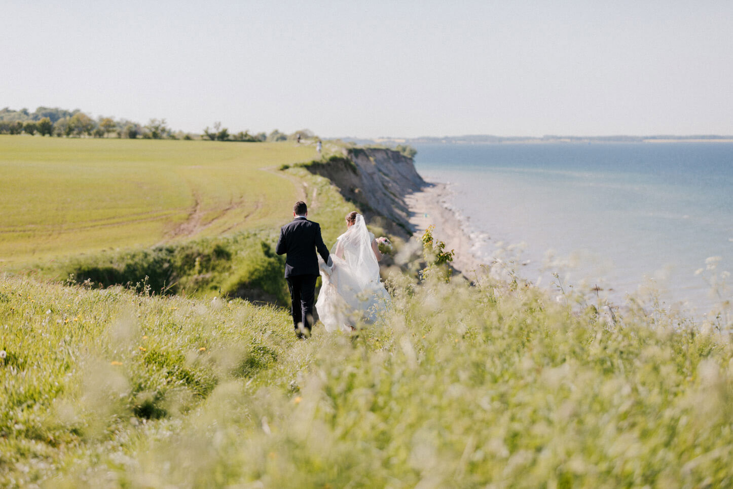 Brautpaarfotos in Schwedeneck