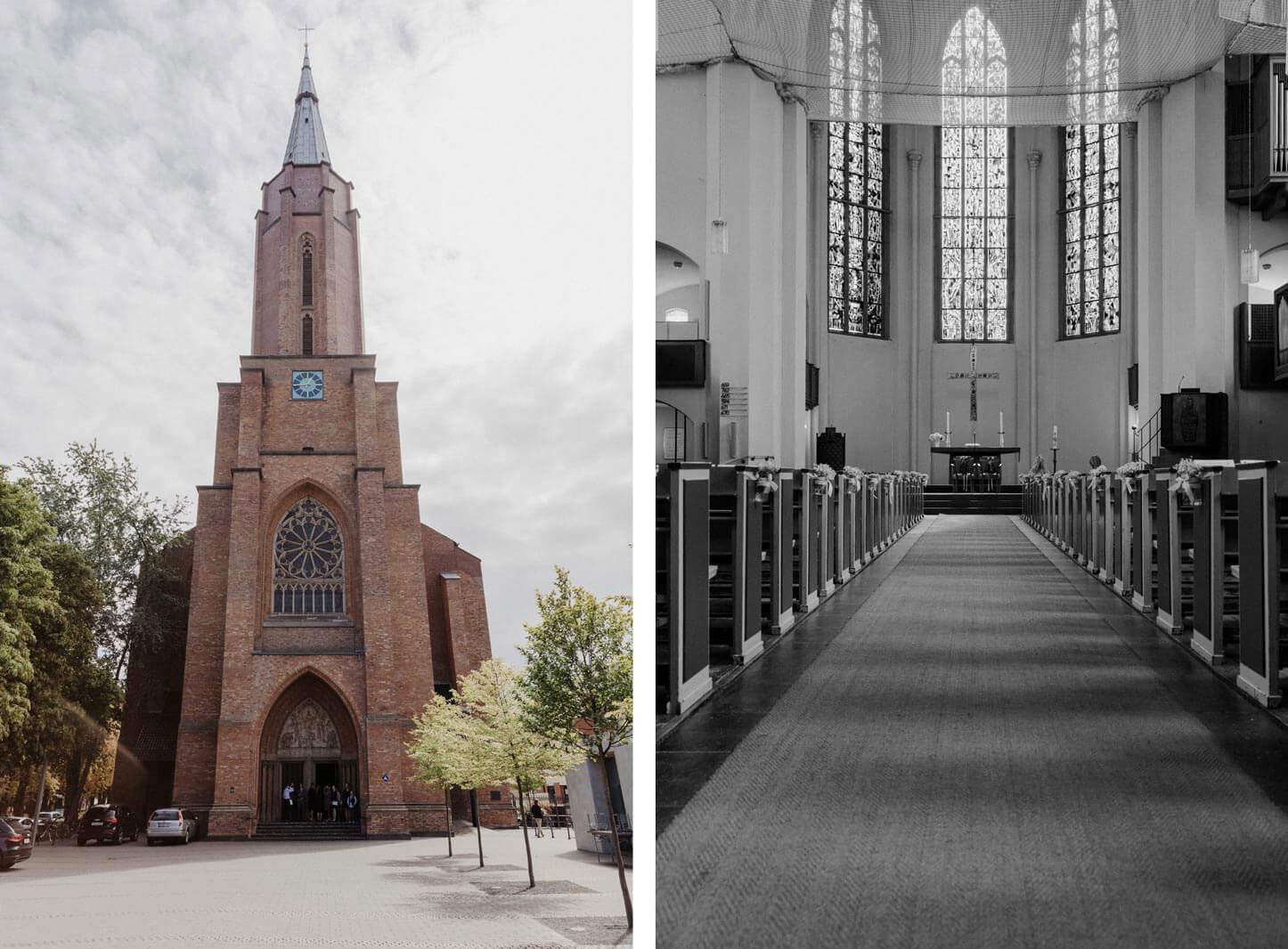 Kreuzkirche in Bonn