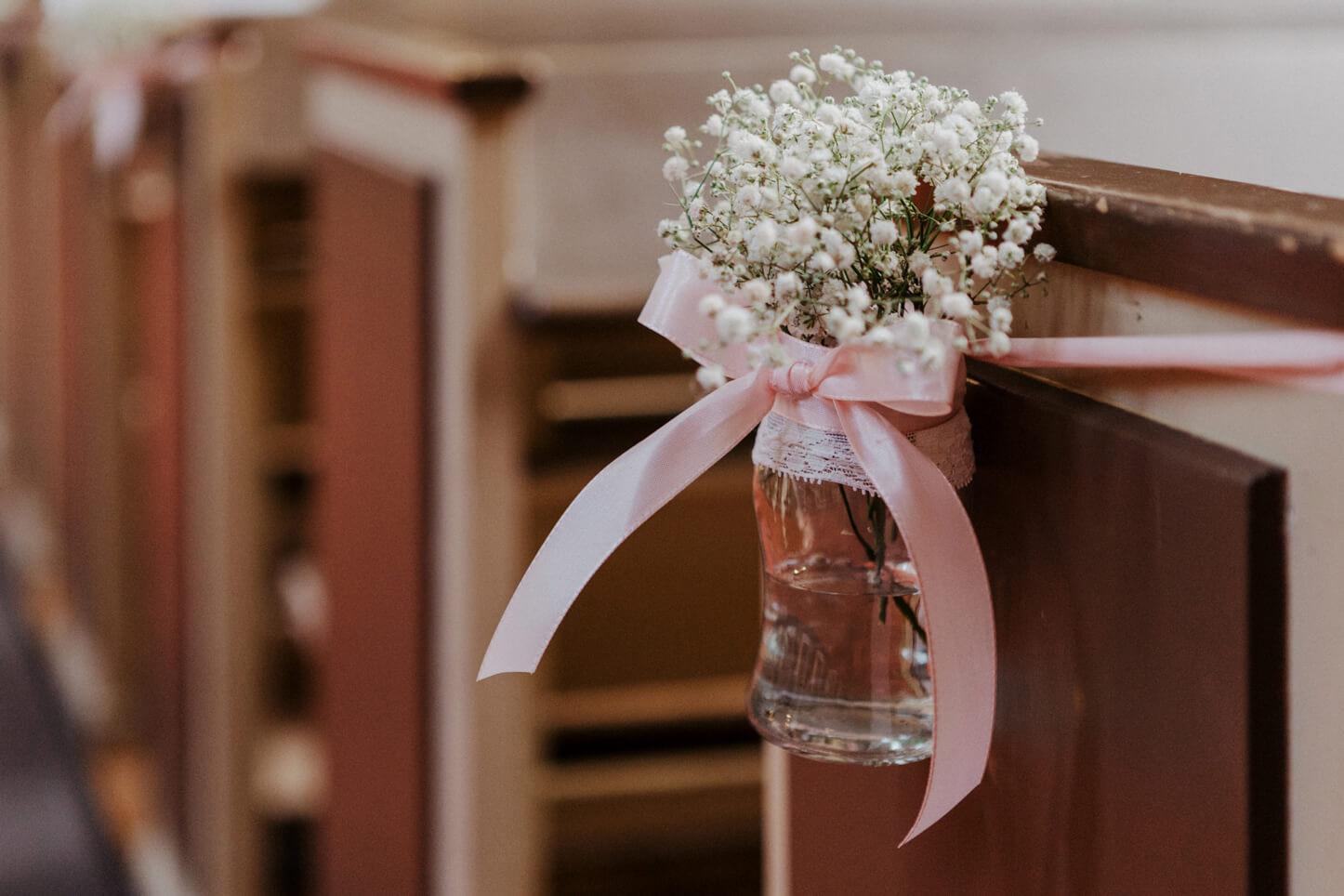 Hochzeit in der Kreuzkirche Bonn