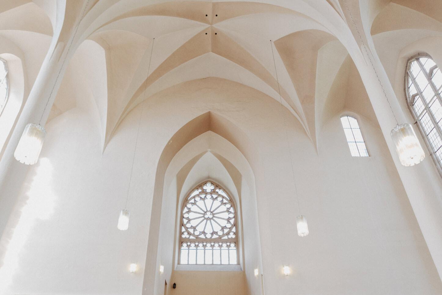 Kirchenfenster Kreuzkirche Bonn