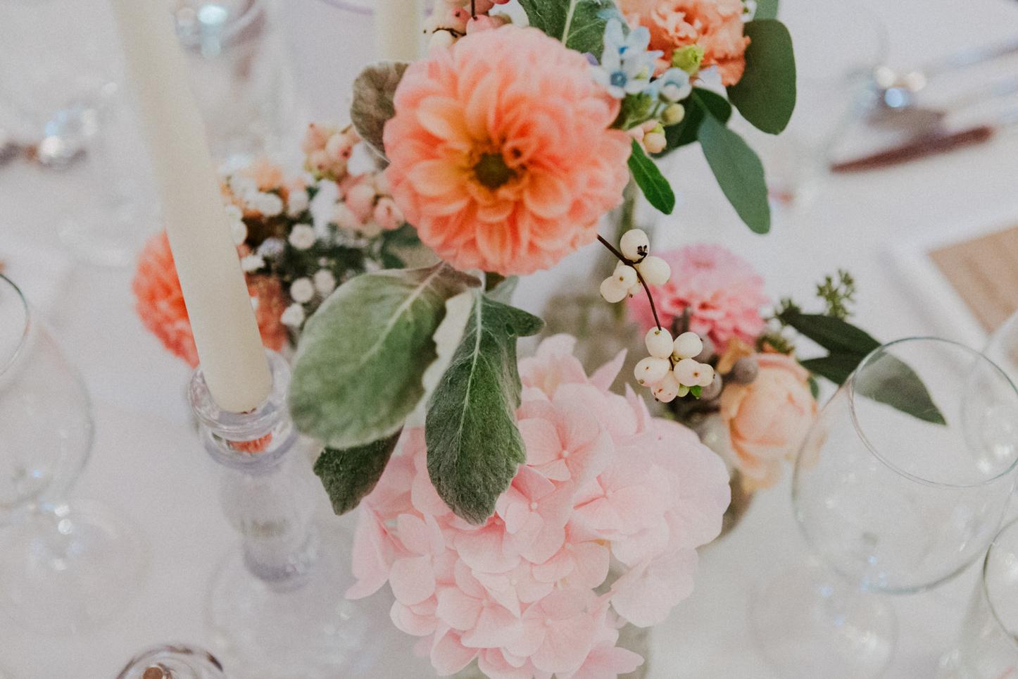 mediterrane Hochzeitsdeko