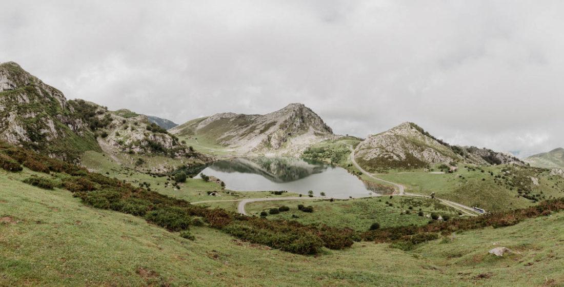 Landschaftsfotografie Picos de Europa in Asturien