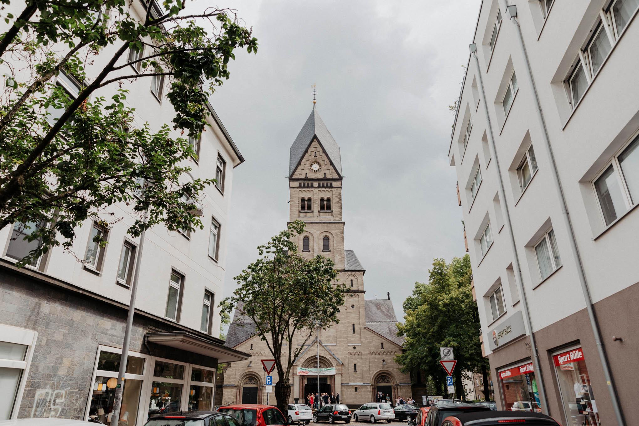 St. Nikolaus Kirche in Köln-Sülz