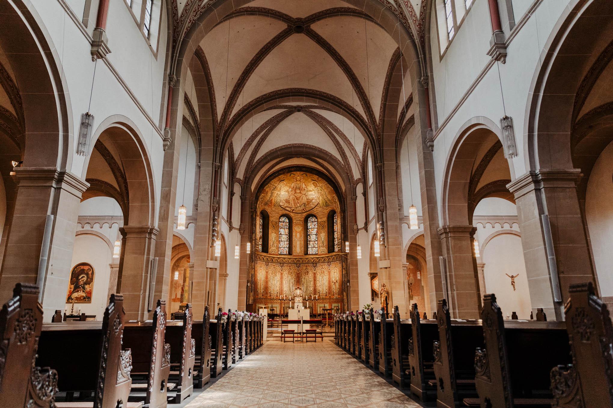 Kirche St. Nikolaus Köln Sülz