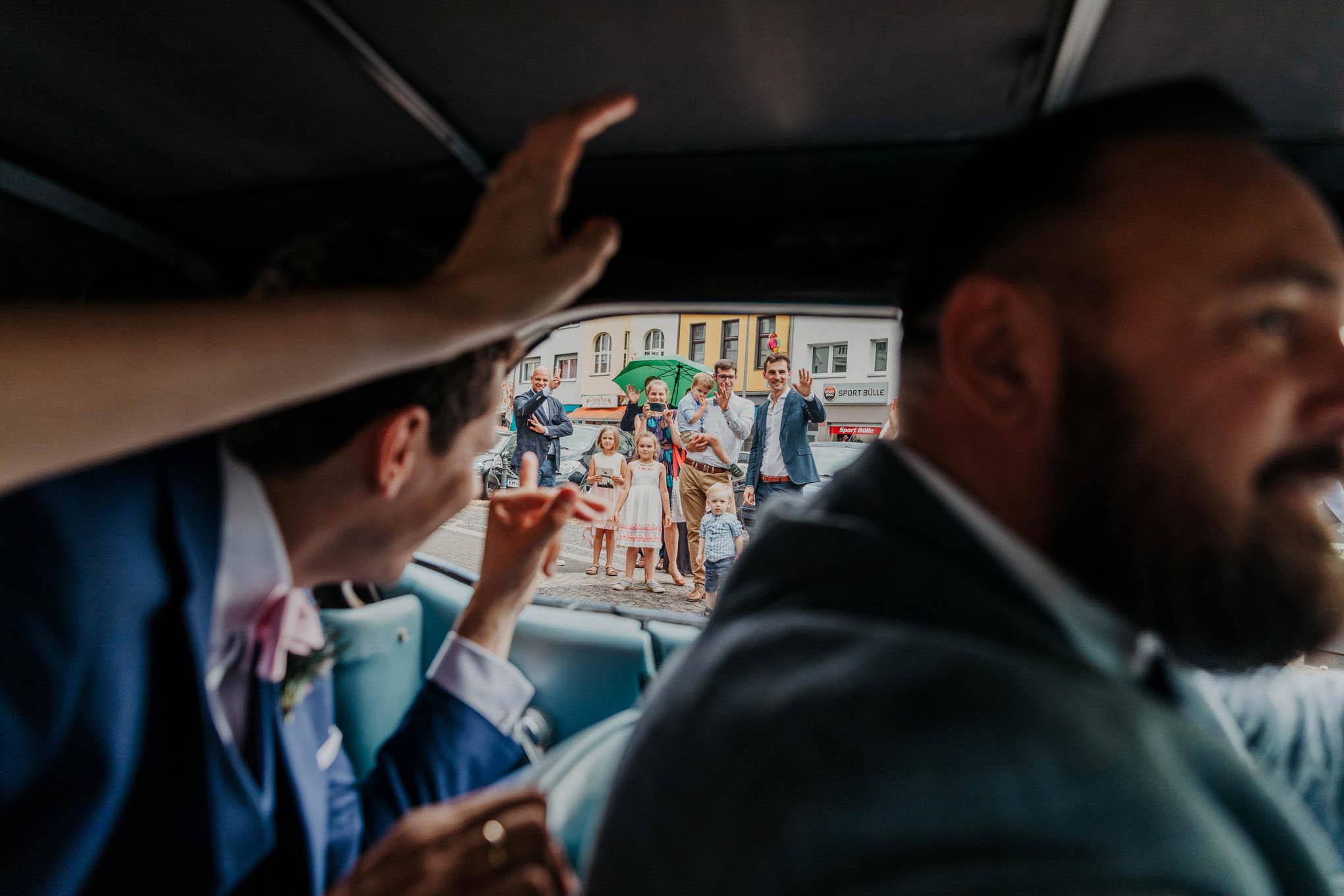 Hochzeitsreportage in Köln Sülz
