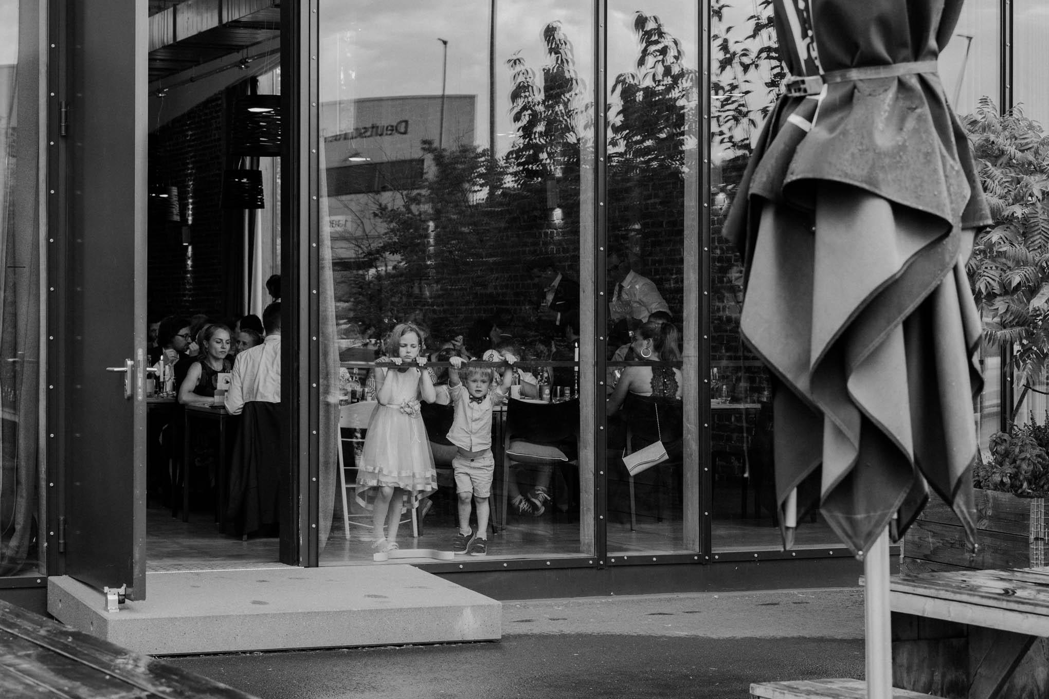 Hochzeitsreportage im DeinSpeisesalon in Köln
