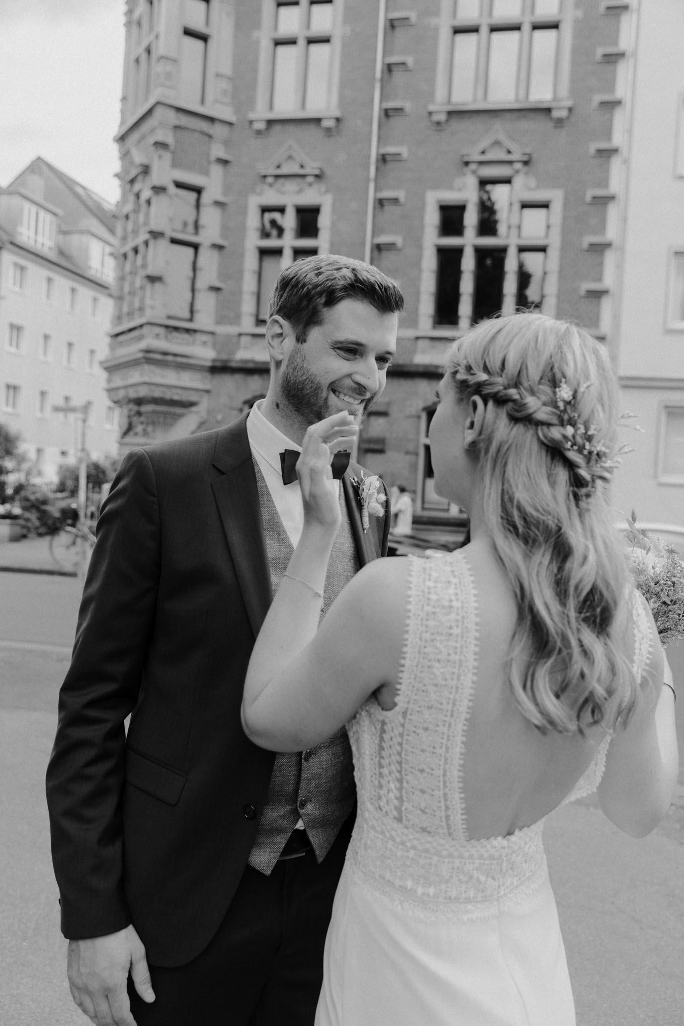 Hochzeit im belgischen Viertel Köln