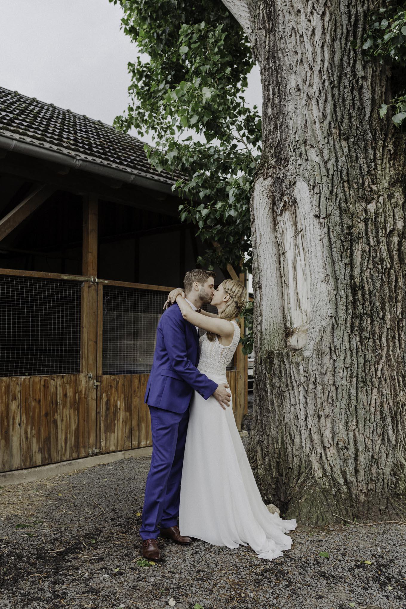 Heiraten auf dem Millianshof