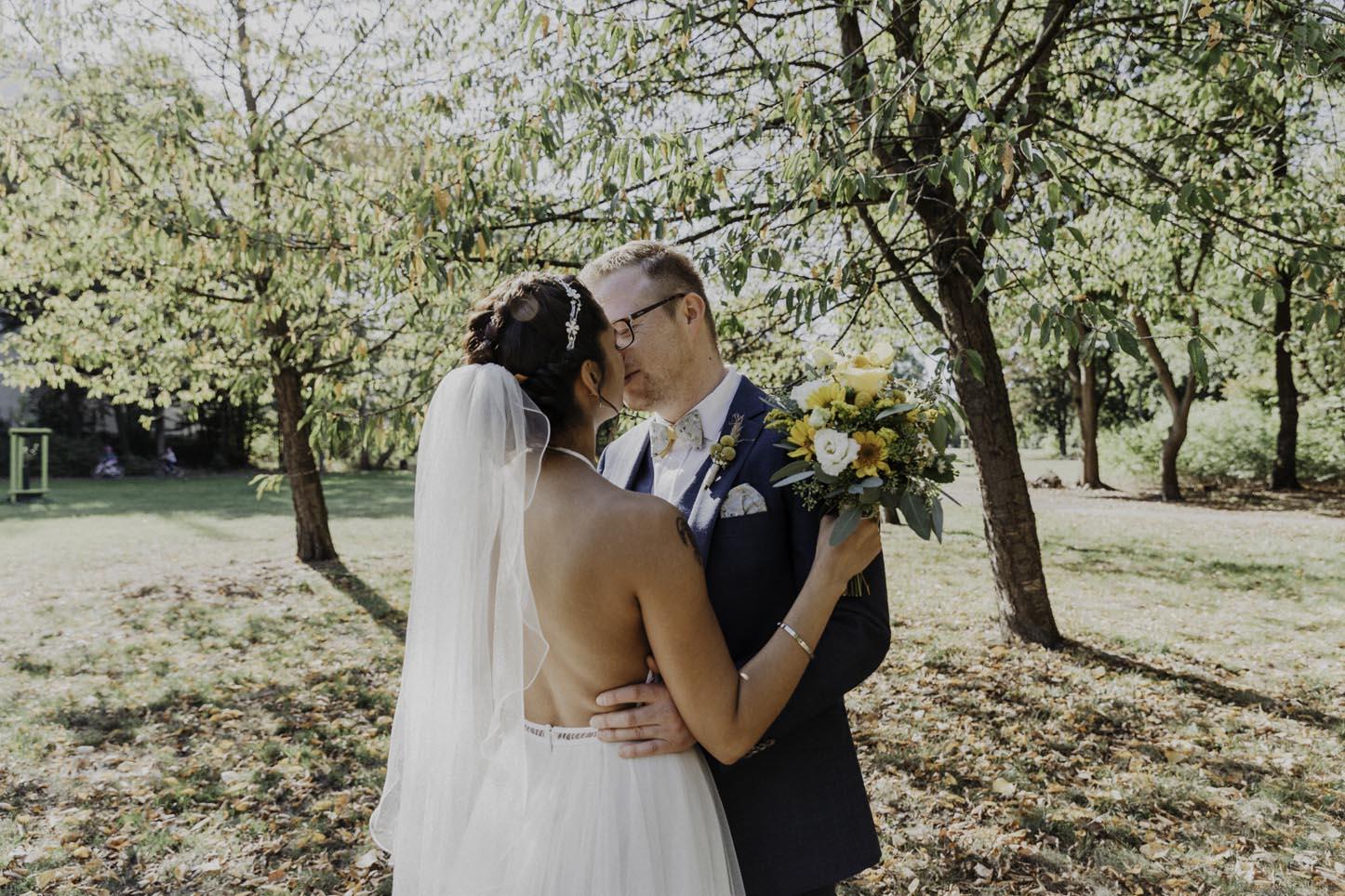 Kölsche Hochzeit im Sommer