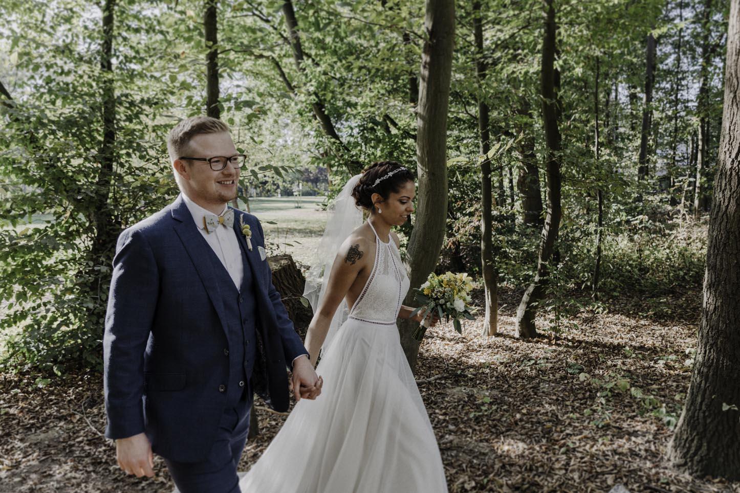 Kölsche Hochzeit im Nüssenberger Hof