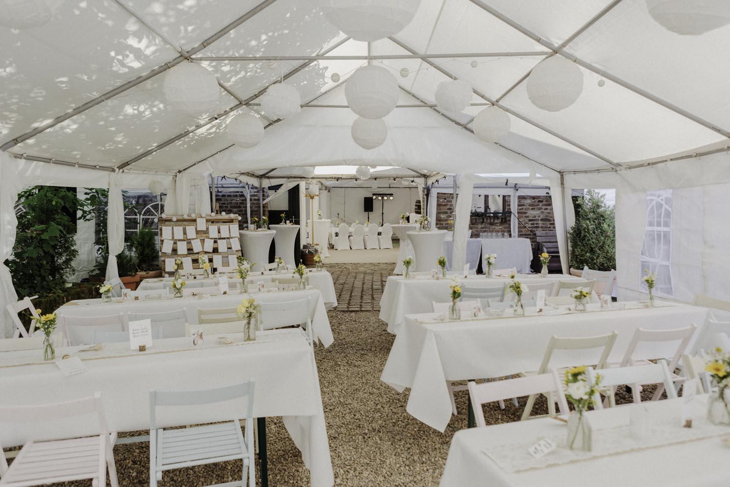 Hochzeit auf dem Nüssenberger Hof