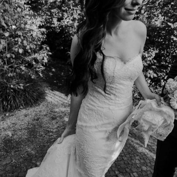 Vogue Wedding Hochzeitskleid
