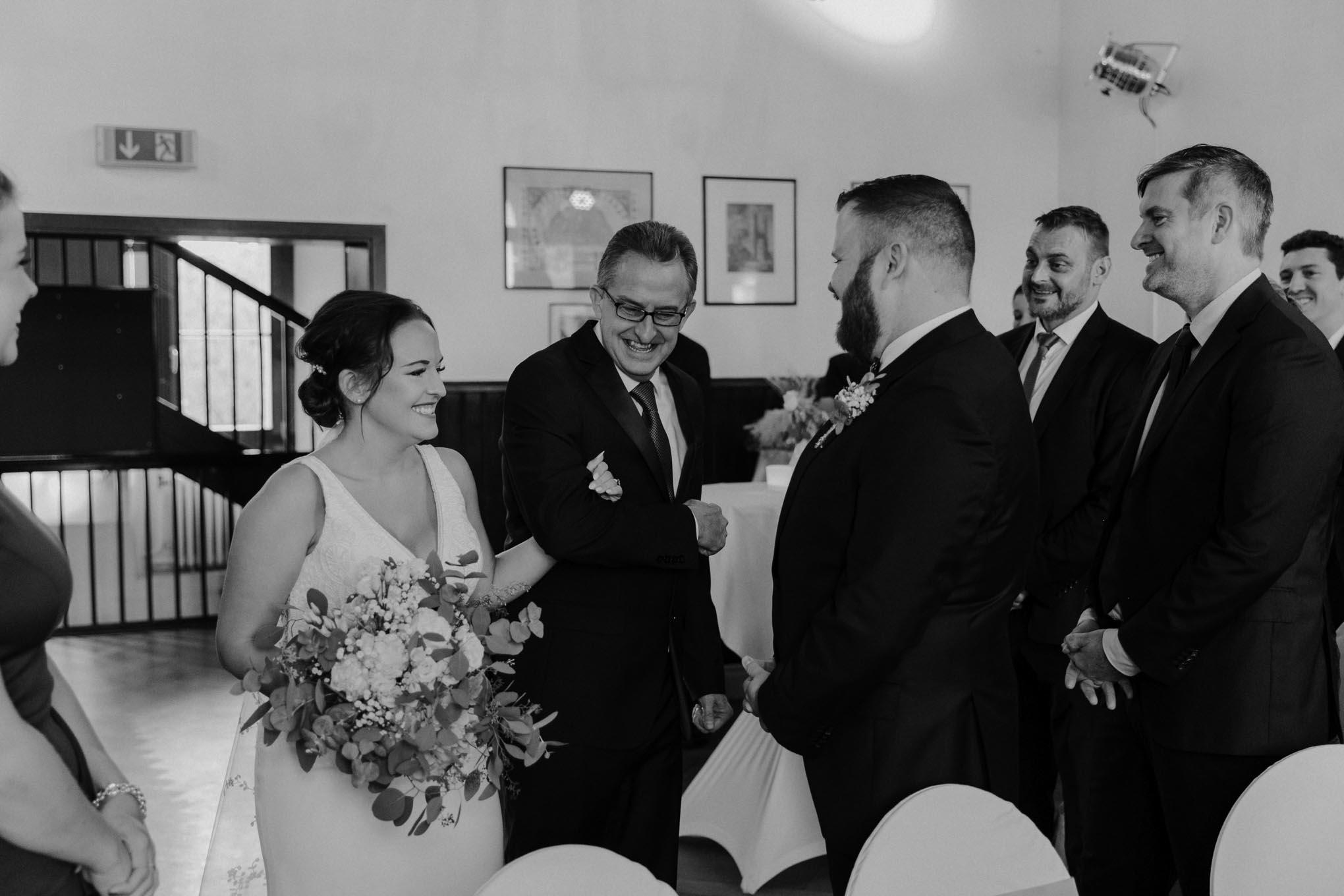 Heiraten in der Severinstorburg Köln