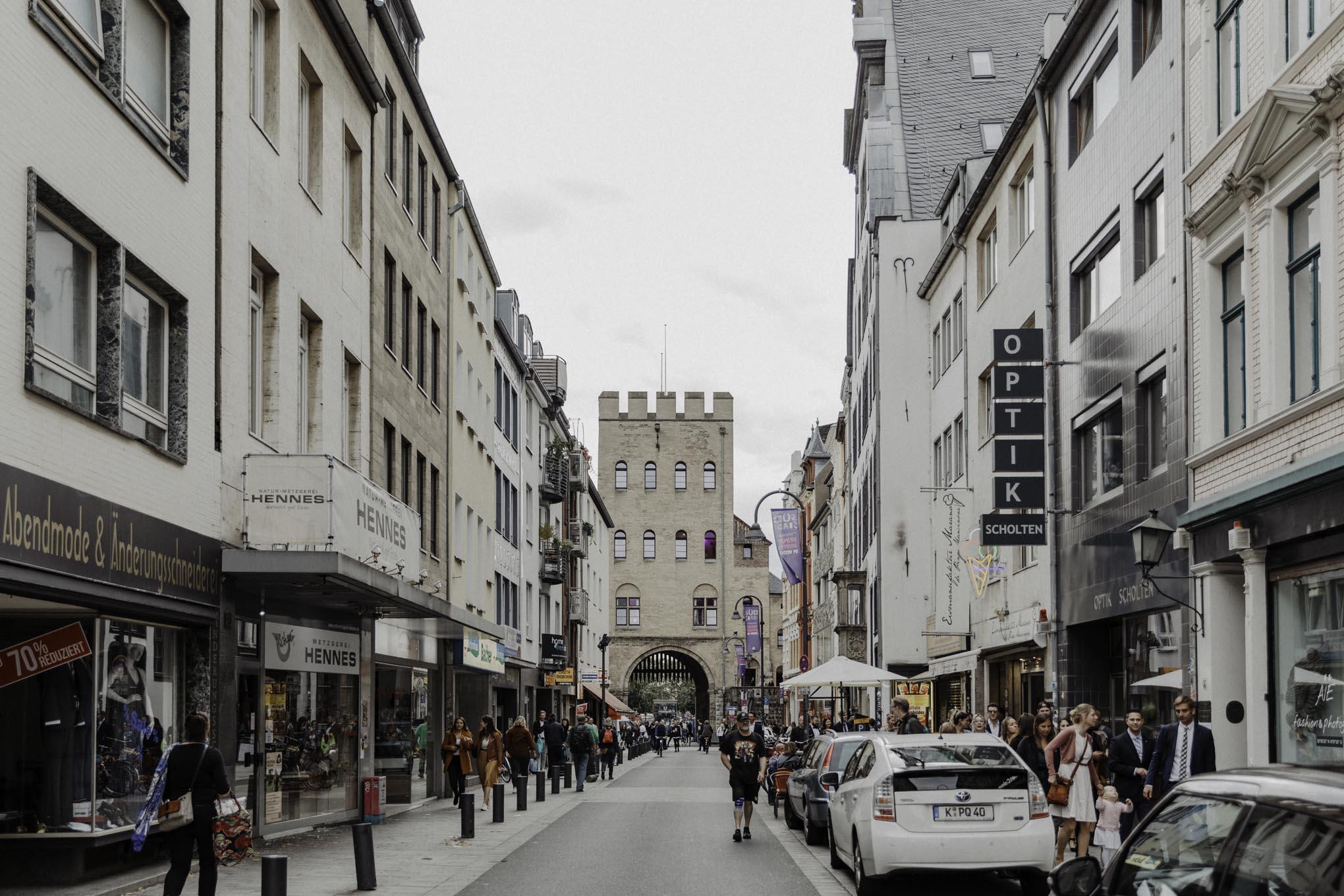 Heiraten in der Südstadt Köln