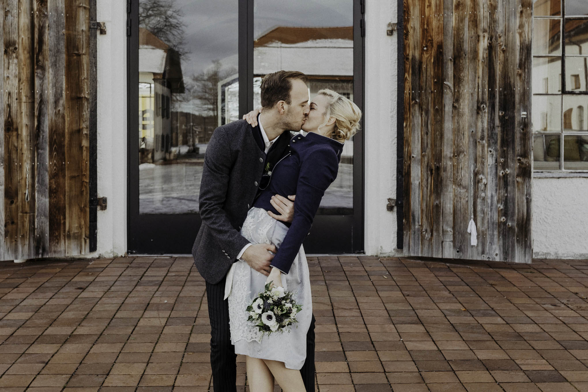Hochzeitsfotos am Gut Kaltenbrunn Tegernsee
