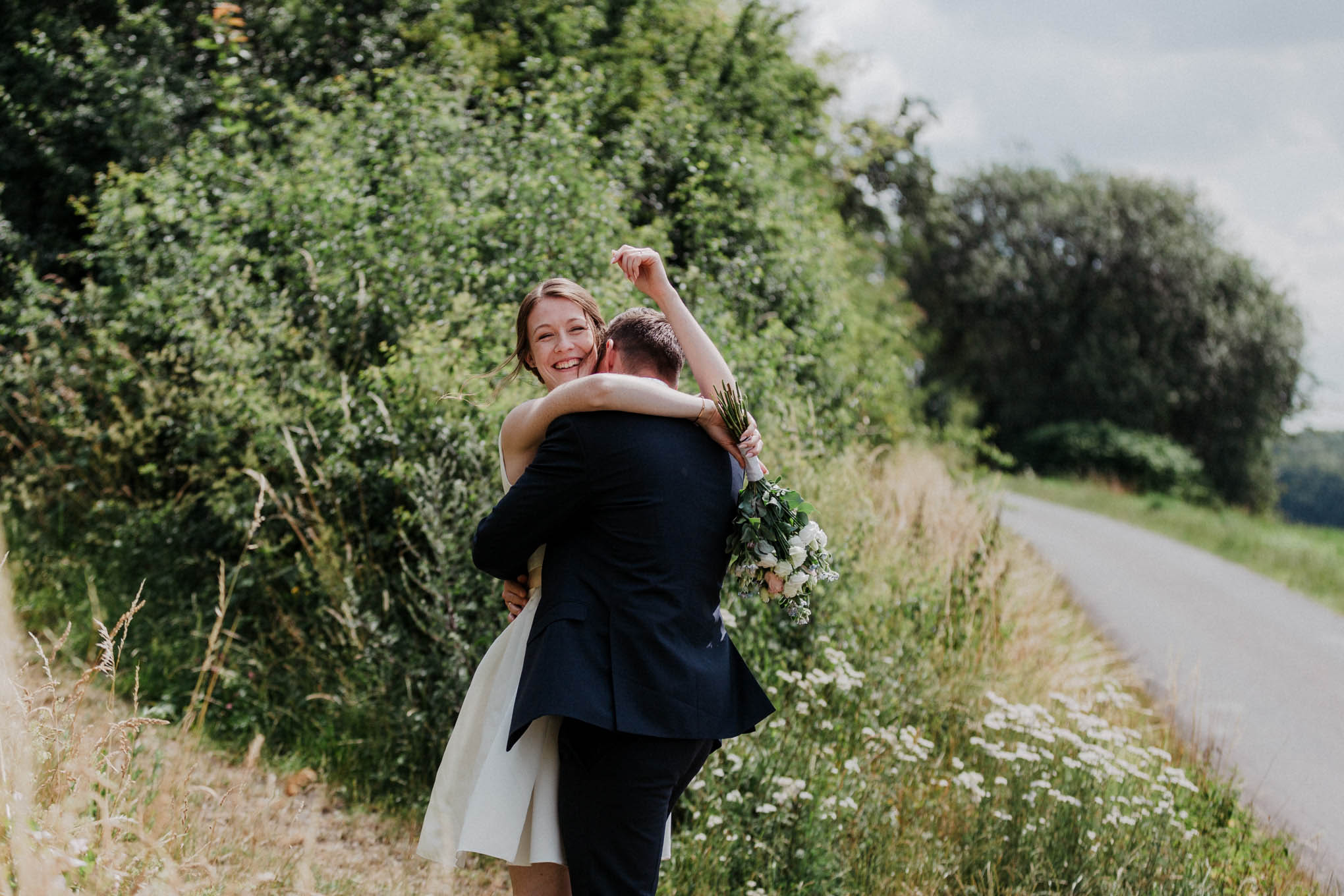 Hochzeit im Westerwald