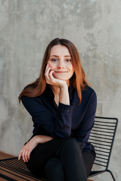 Portraitfoto Stephanie Lieske