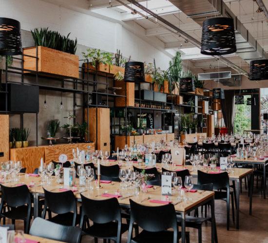 Hochzeitslocation in Köln Deinspeisesalon