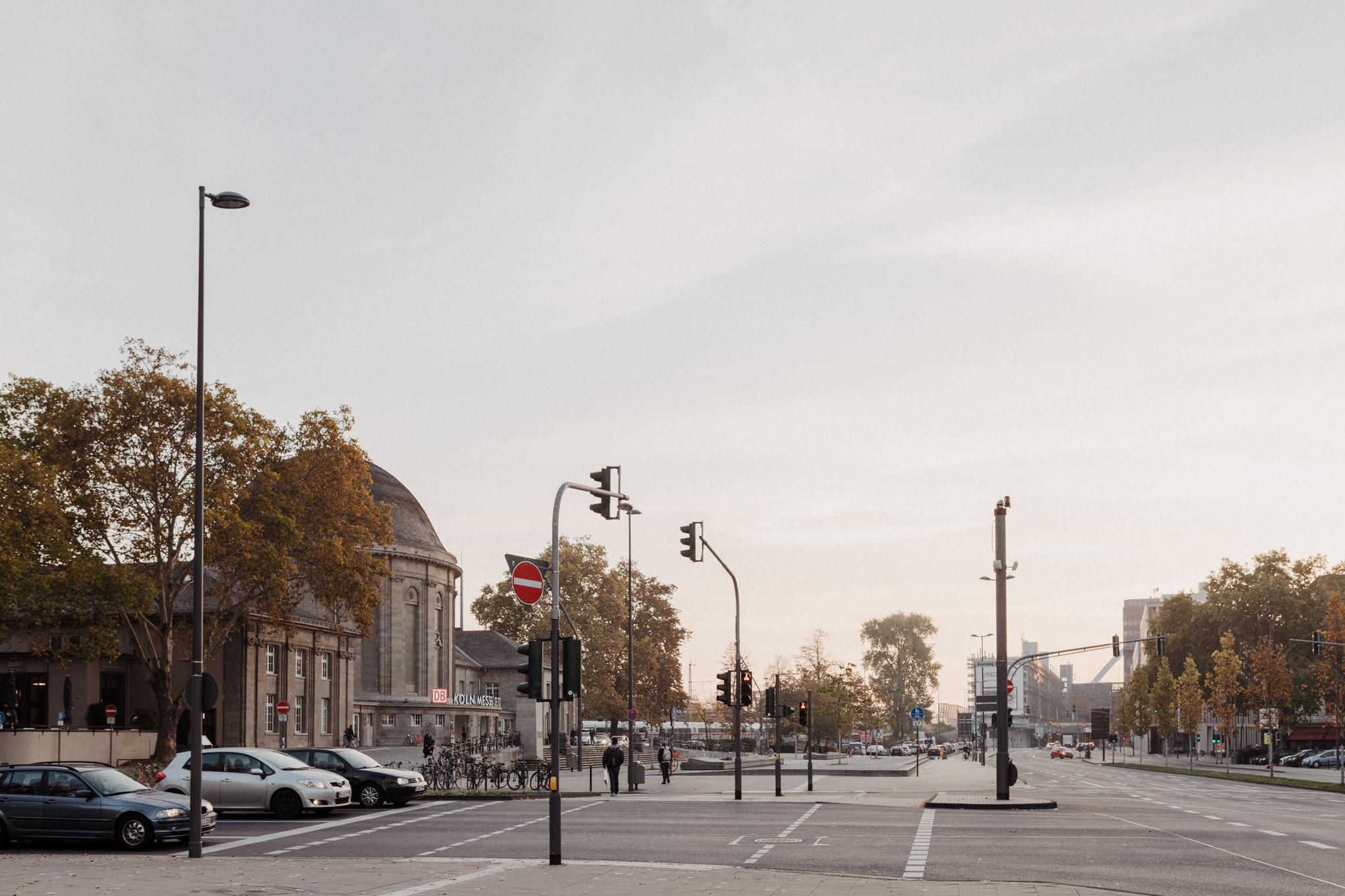 Köln Deutz Bahnhof