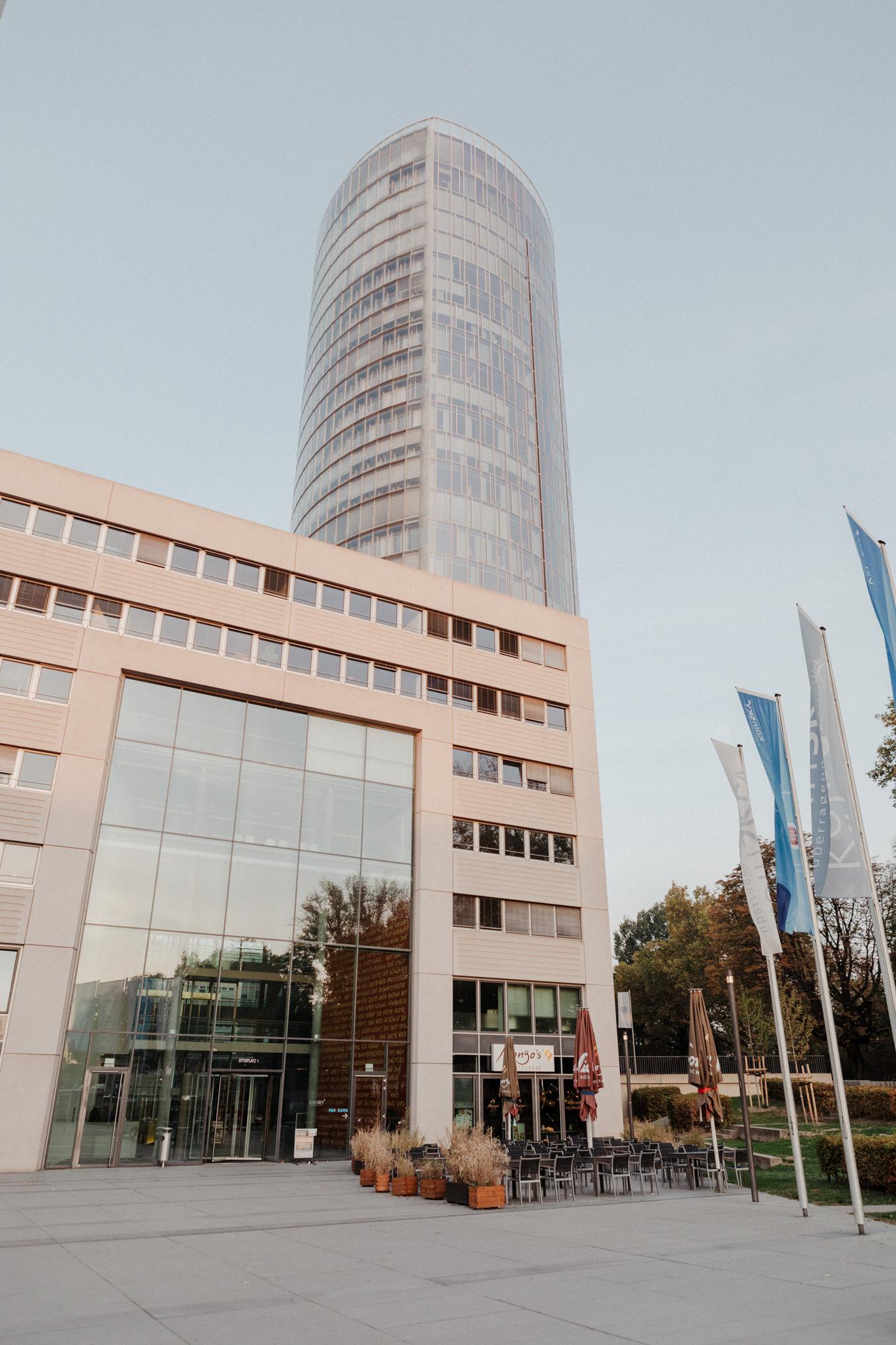 Gebäude Köln Sky
