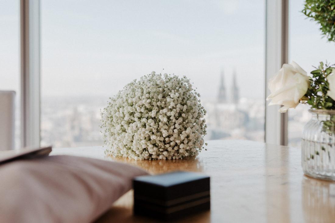 Heiraten im Köln Sky