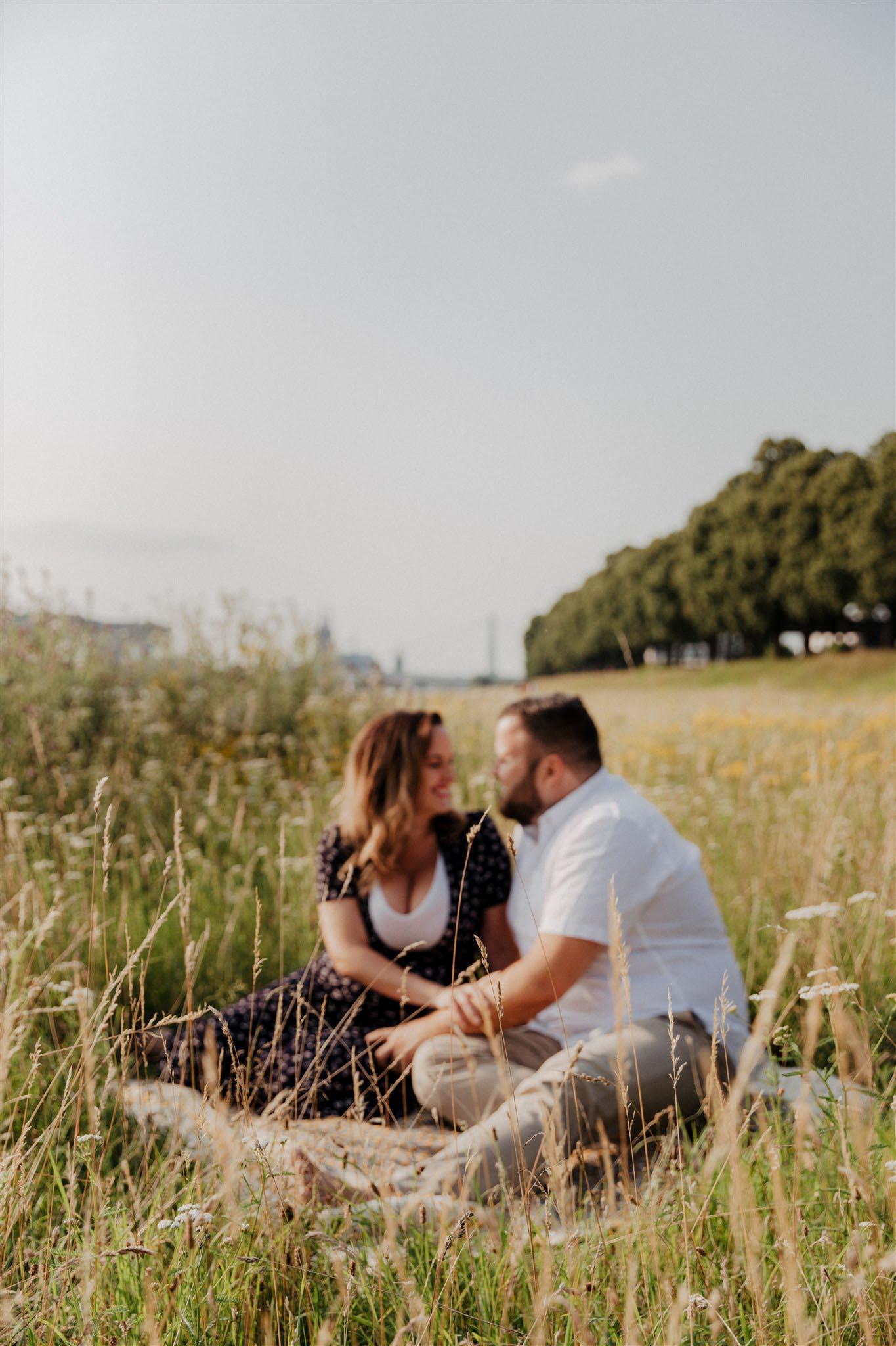 Paarshooting an den Poller Wiesen